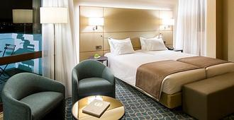 Hotel Dom Henrique Downtown - Oporto - Camera da letto