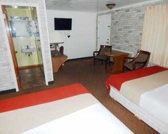 Motel Nicholas - Omak - Slaapkamer