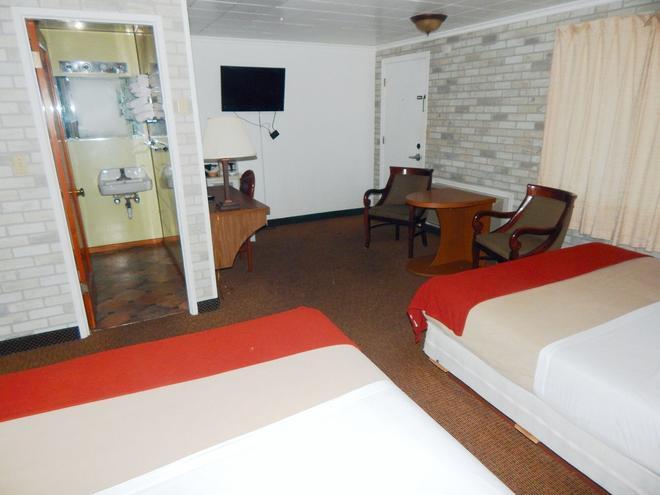 Motel Nicholas - Omak - Habitación