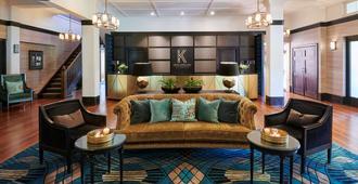 Hotel Kurrajong Canberra - Canberra - Lounge