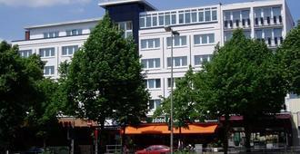 Cityhotel Monopol - Hamburg - Byggnad