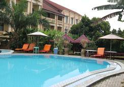Zamzam Hotel and Convention - Malang - Bể bơi