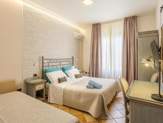 Hotel Ristorante Trinacria - San Vito Lo Capo - Bedroom