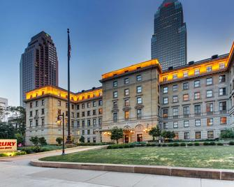 Drury Plaza Hotel Cleveland Downtown - Cleveland - Building