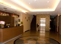 Home Full Hotel - Jincheng Township - Rezeption