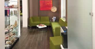 Hotel Inndependence - Mainz - Living room