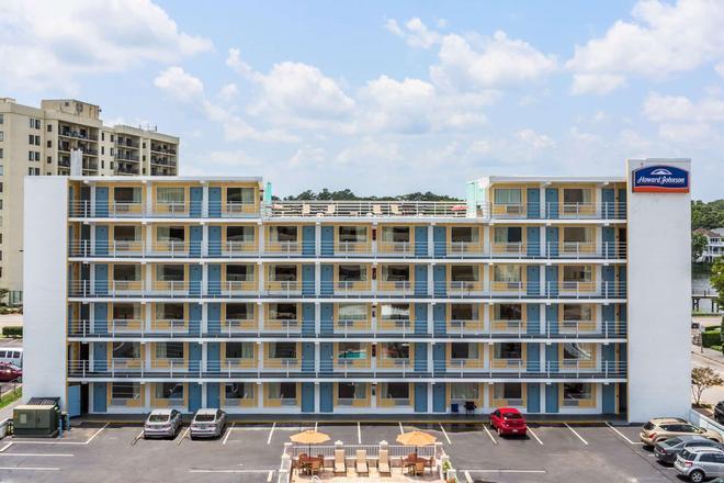 海灘區弗吉尼亞豪生海灘酒店 - 維吉尼亞海灘 - 維吉尼亞海灘 - 建築