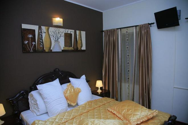 Zava Boutique Hotel - Bukarest - Makuuhuone