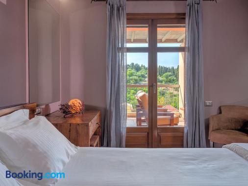 Fiscardo Bay Hotel - Fiskardo - Bedroom