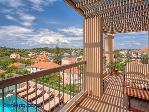 Fiscardo Bay Hotel - Fiskardo - Balcony