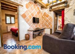 Casa Bodegas Marcos - Peñafiel - Living room