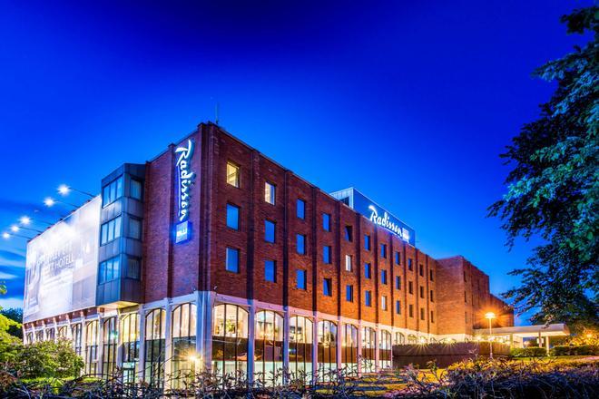 Radisson Blu Arlandia Hotel, Stockholm-Arlanda - Arlanda - Rakennus