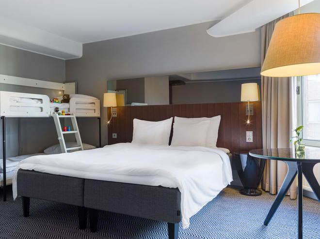 Radisson Blu Arlandia Hotel, Stockholm-Arlanda - Arlanda - Makuuhuone