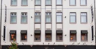 Hotel Les Nuits - Antwerpen - Bygning
