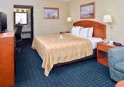 Quality Inn - Van Horn - Bedroom