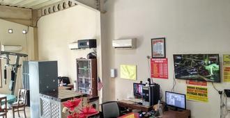 Imam Bonjol Hostel - Semarang - Front desk