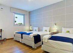 Hotel Lp Equipetrol - Santa Cruz - Ložnice