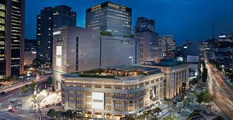 Four Seasons Hotel Seoul - Seúl - Edificio