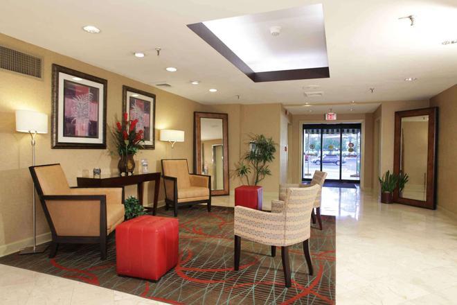 Wyndham Garden Jacksonville - Jacksonville - Lobby