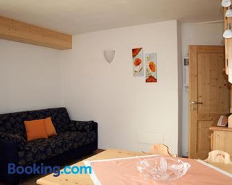 Appartamenti Piazzi - Tesero - Living room