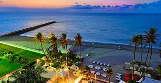 Hotel Dann Cartagena - קרטחנה דה אינדיאס - בריכה