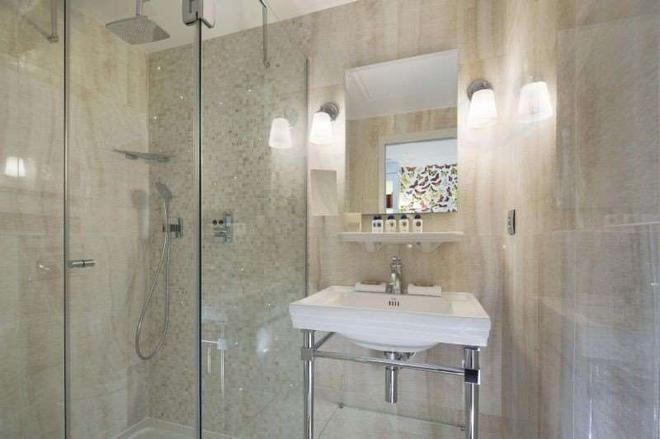 Hotel Monge - Pariisi - Kylpyhuone