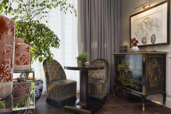 Hotel Monge - Pariisi - Aula