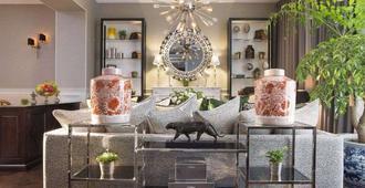 Hotel Monge - Paris - Living room