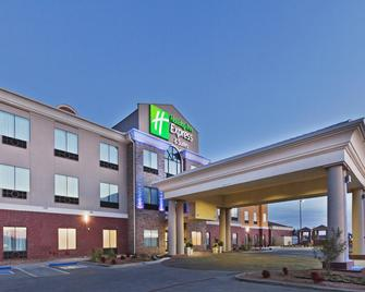 Holiday Inn Express Hotel & Suites Brownfield - Brownfield - Edificio