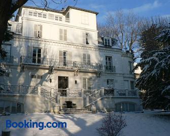 Chambre Eugénie - Saint-Cloud - Gebäude