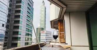 Pacific Business Hotel - Taipei - Outdoor view