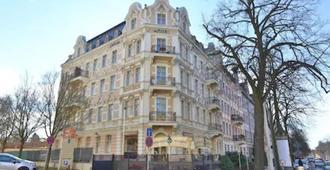 Hotel Silesia - גרליץ - בניין