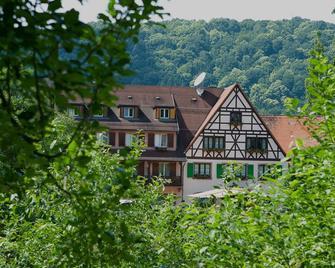 Auberge d'Imsthal - La Petite-Pierre - Gebouw