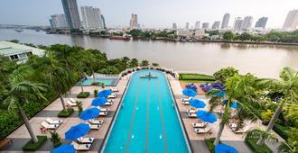 Chatrium Hotel Riverside Bangkok - Băng Cốc - Bể bơi