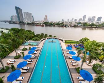 Chatrium Hotel Riverside Bangkok - Bangkok - Piscina