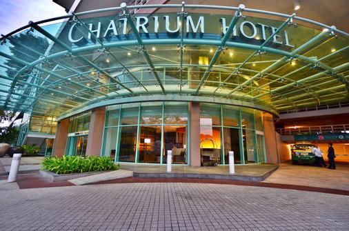 察殿曼谷河畔豪華酒店 - 曼谷 - 建築