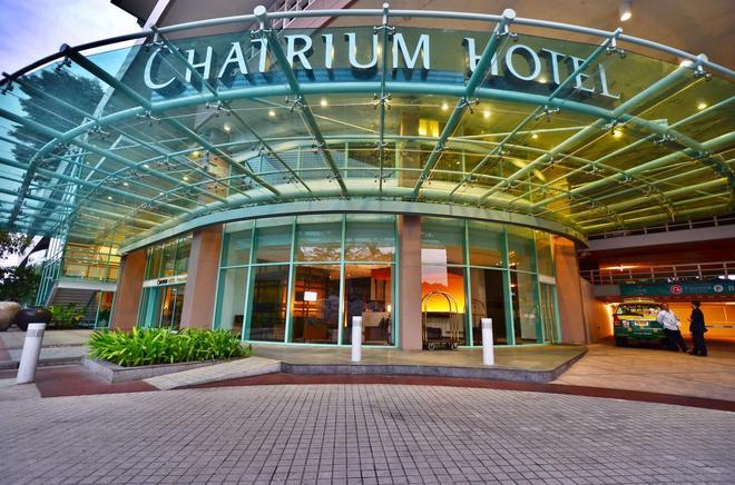 Chatrium Hotel Riverside Bangkok - Bangkok - Rakennus