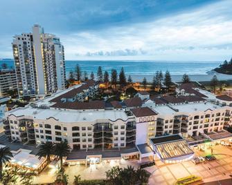 Oaks Gold Coast Calypso Plaza Suites - Coolangatta - Gebouw