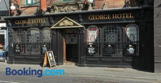 The George Hotel - Whitby - Building