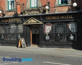 The George Hotel - Whitby - Gebäude