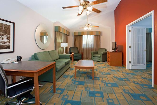 La Quinta Inn Cheyenne - Cheyenne - Living room