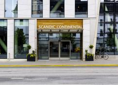 Scandic Continental - Stockholm - Building