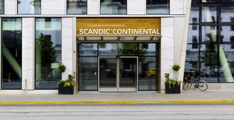 Scandic Continental - Stockholm - Bâtiment