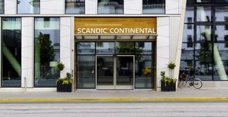 Scandic Continental - שטוקהולם - בניין
