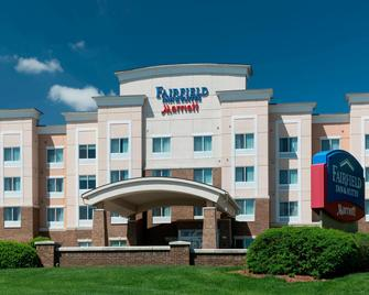 Fairfield Inn and Suites by Marriott Kansas City Overland Park - Оверленд-Парк - Здание