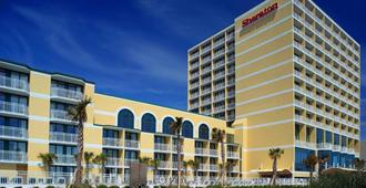 Sheraton Virginia Beach Oceanfront Hotel - Virginia Beach - Building