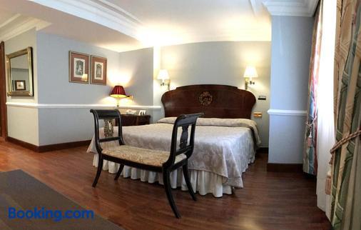 Hotel María Luisa - Burgos - Bedroom