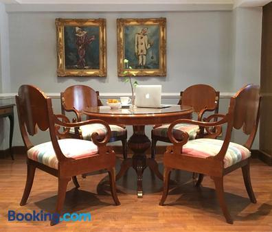 Hotel María Luisa - Burgos - Dining room