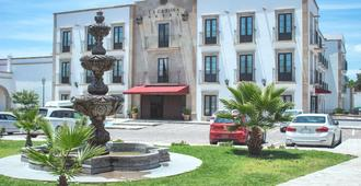 Hotel La Casona - San Miguel de Allende - Edificio