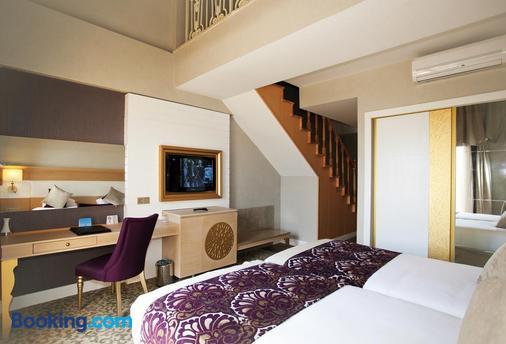 Villa Side Residence - Side (Antalya) - Bedroom